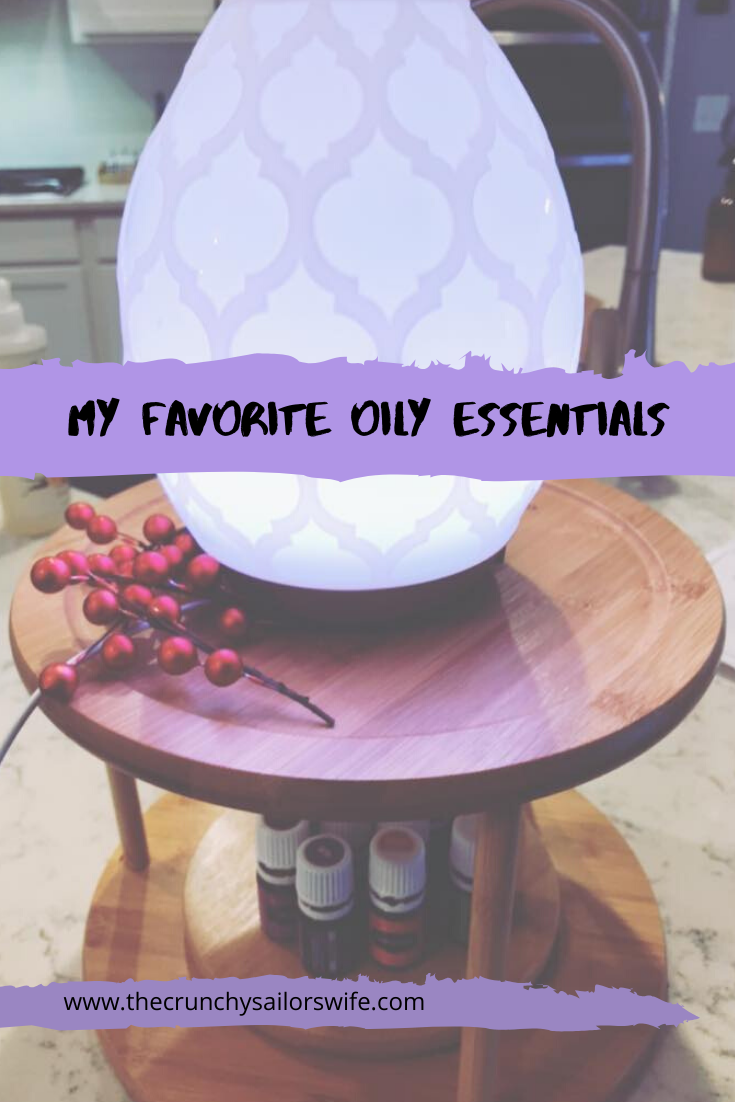 My Favorite oily essentials