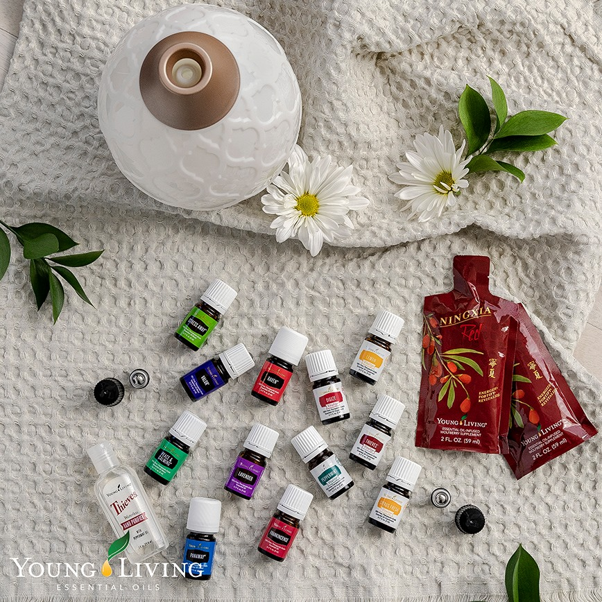 Three ways to get Started With Young Living