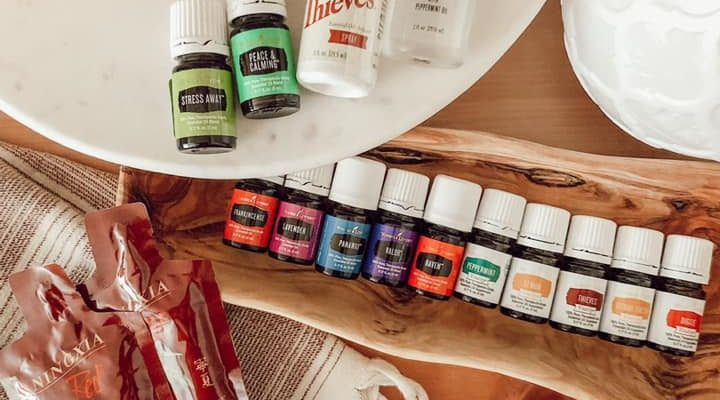 Five easy ways to get Started With Young Living